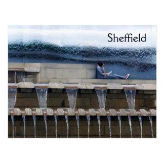 Carte Postale Sheffield