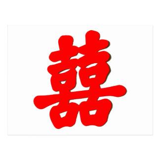 Carte Postale Shuan XI