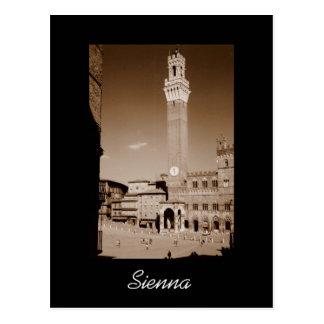 Carte Postale Sienna