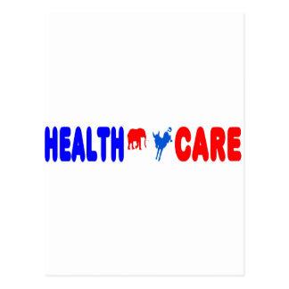 Carte Postale Soins de santé