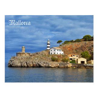 Carte Postale Soller-Sa postal Calobra depuis la mer en Majorque