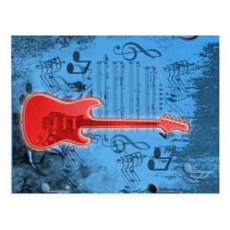 Carte Postale Son of Music