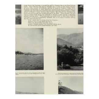 Carte Postale Sonoma, la Californie 2