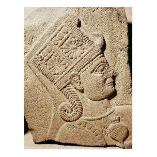 Carte Postale Soulagement dépeignant la tête d'un jeune prince