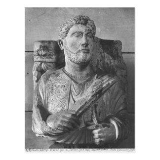 Carte Postale Soulagement funéraire de Jarhai, de Palmyra, la