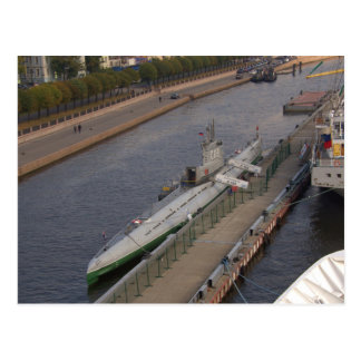 Carte Postale Sous-marin russe C189