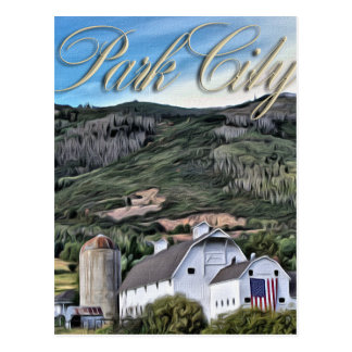Carte Postale Souvenir de Park City