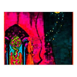 Carte Postale SPINDEROK - Contes de fées