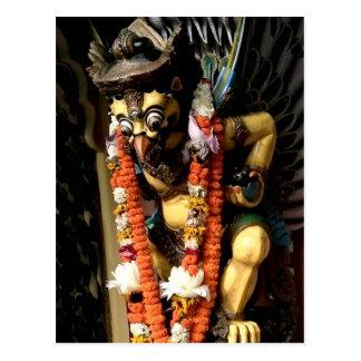 Carte Postale Sri Garuda