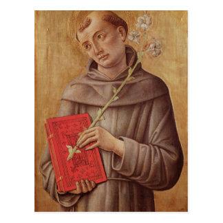 Carte Postale St Anthony de Padoue