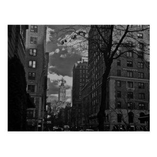 Carte Postale St de W.75TH, NYC (c) 2013 S.Tammany
