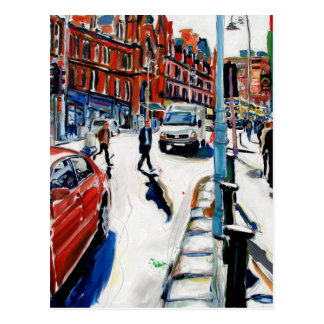 Carte Postale St Dublin de Georges