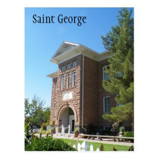 Carte Postale St George