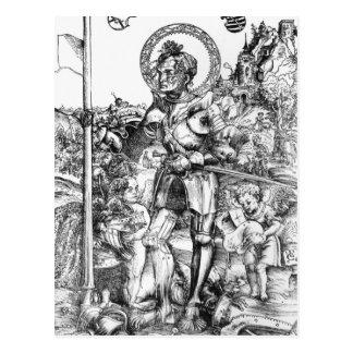 Carte Postale St George 2