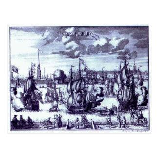 Carte Postale St Petersburg. Vue de Peter et de Paul Fortres