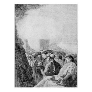 Carte Postale St Vincent Ferrer, 1750-80