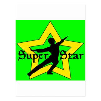 Carte Postale STARgreen SUPERBE