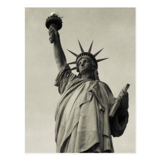 Carte Postale Statue de la liberté 10