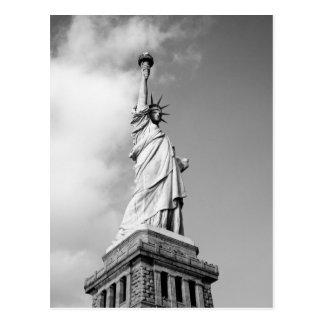 Carte Postale Statue de la liberté 14