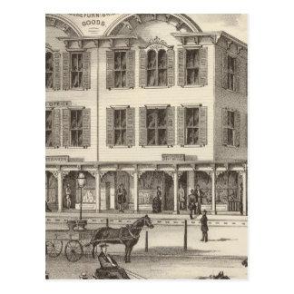 Carte Postale Stockez la propriété de Wainright et d'Errickson