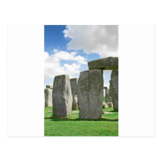 Carte Postale Stonehenge