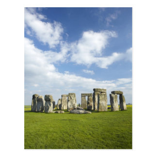 Carte Postale Stonehenge (circa 2500 AVANT JÉSUS CHRIST), monde