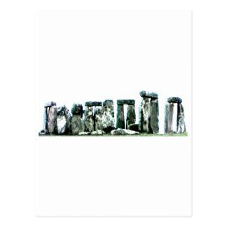 Carte Postale Stonehenge les cadeaux de Zazzle de MUSÉE
