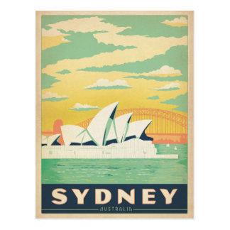 Carte Postale Sydney, Australie