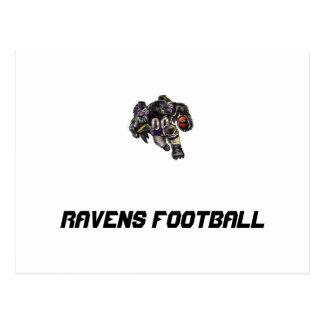Carte Postale Syflnv Ravens au-dessous de 14