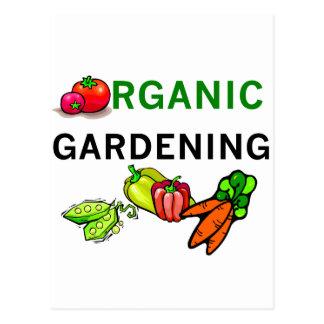 Carte Postale T-shirts et cadeaux de jardinage organiques