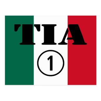 Carte Postale Tantes mexicaines : L'ONU de Tia Numero
