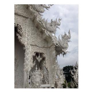 Carte Postale Temple blanc