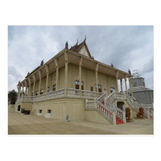 Carte Postale Temple bouddhiste