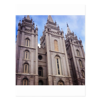 Carte Postale Temple de Salt Lake City
