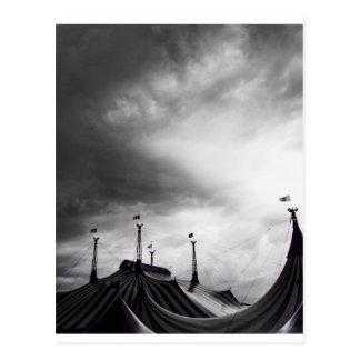 Carte Postale Tente de Cirque