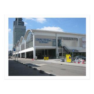 Carte Postale Terminal Rotterdam de croisière