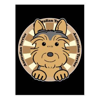 Carte Postale Terrier australien