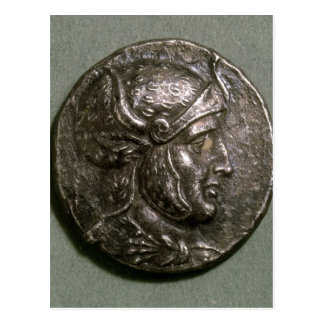 Carte Postale Tetradrachma de roi de Seleucus I de la Syrie