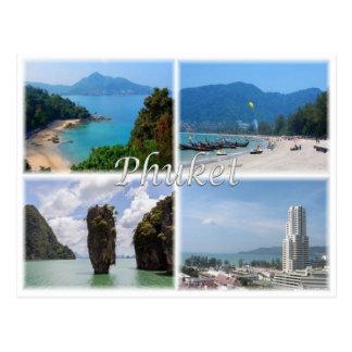 Carte Postale TH Thaïlande - Phuket -