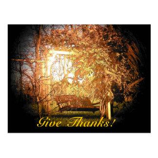 Carte Postale Thanksgiving - 5h16 de Th - 18