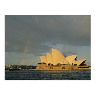 Carte Postale Théatre de l'opéra de l'Australie, Sydney, Sydney,
