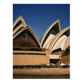 Carte Postale Théatre de l'opéra de Sydney
