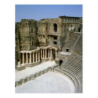 Carte Postale Théâtre romain chez Bosra, Syrie