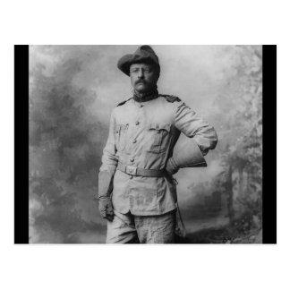Carte Postale Theodore Roosevelt