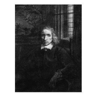 Carte Postale Thomas Jacobsz Haaring plus le jeune, 1656