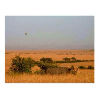 Carte Postale TIA - C'est l'Afrique