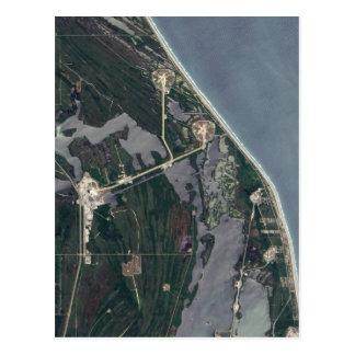Carte Postale Tir d'antenne de Cap Canaveral