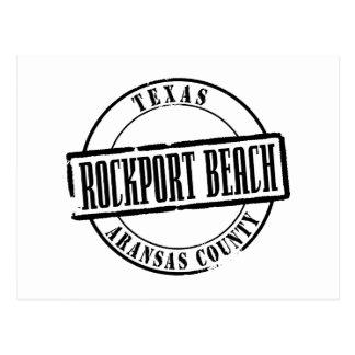 Carte Postale Titre de plage de Rockport