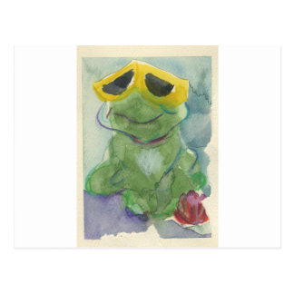 Carte Postale Toadally Tyrone impressionnant T. Toad