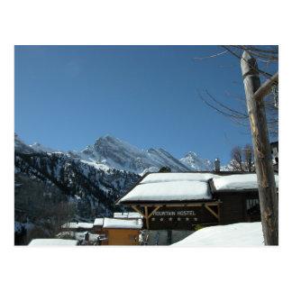 Carte Postale Toits de la Suisse, du Gimmelwald, du Milou et